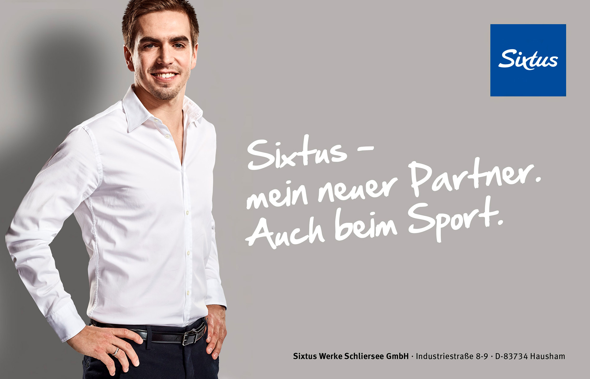 Philipp Lahm  for Sixtus